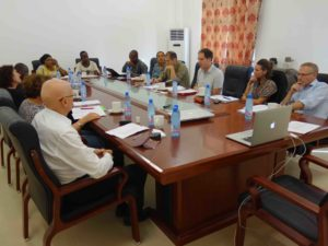 Rencontre de Bamako - séance plénière 1