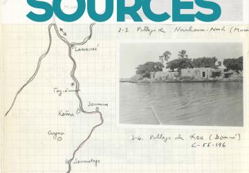Naissance d'une nouvelle revue : Sources. Matériaux & Terrains en études africaines