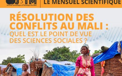Résolution des conflits au Mali : le point de vue des sciences sociales