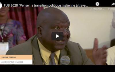 Retrouvez les meilleurs moments du Forum Universitaire de Bamako 2020 en vidéo !